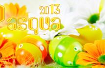 Pasqua 2013: ed è subito vacanza  sulla Riviera Adriatica dell'Emilia Romagna