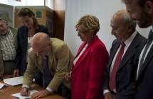 Emilia Romagna e Toscana di nuovo insieme  nella promozione di un unico, grande, comprensorio montano