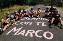 Da Olanda e Slovenia  sulle strade di Marco Pantani