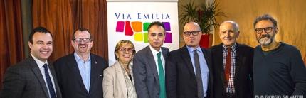 Dalla Via Emilia all'Expo di Milano:  alla scoperta delle inimitabili eccellenze dell'Emilia Romagna