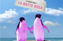 Notte Rosa edizione numero 10: venerdì 3 luglio  sulla Riviera Romagnola tutto diventa magico e possibile