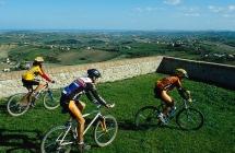 Dall'Australia due tour operator bike a caccia d'itinerari storici in Romagna