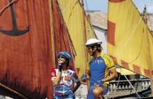 Bike tour di operatori e reporter europei sulle strade dell'Emilia Romagna