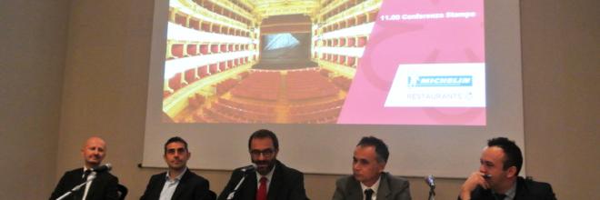 La Guida Michelin sceglie l'Emilia Romagna: A Parma la presentazione ufficiale dell'edizione 2017