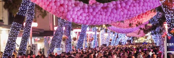 Notte Rosa 2017: il Capodanno dell'Estate Italiana torna venerdì 7 luglio