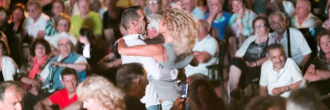Notte del Liscio 2017: nel weekend del 9-11 giugno  torna la grande festa del ballo romagnolo
