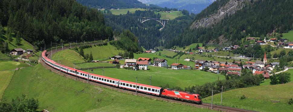 In treno dalla Germania alla Riviera romagnola