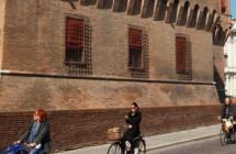Le Città d'Arte dell'Emilia Romagna promuovono lo slow bike con un inserto