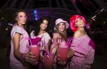 Notte Rosa 2013: la festa è iniziata Oltre 2 milioni di persone sulla Riviera