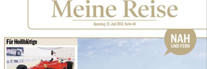 Kleine Zeitung: Der Zeit entflohen