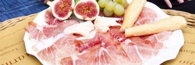 Wine Food Festival 6-8 settembre con Prosciutto di Parma, Sale di Cervia, Malvasia e Porcini