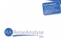 Reise Analyse 2014 (english version)
