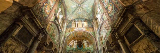La Basilica di San Vitale di Ravenna tra i 19 luoghi sacri più importanti al mondo