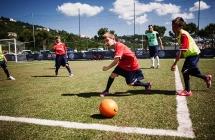 Arriva a Tizzano Val Parma la Cantera dell'FC Barcelona         Dal 20 al 25 luglio l'unico Ecocamp previsto in Italia