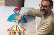 """A Rimini per """"Al méni"""", un Circo 8 e ½ mercato dei sapori: chef da tutto il mondo capitanati da Massimo Bottura"""