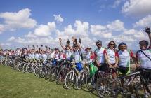 Dal Brasile in Emilia Romagna sulle strade di Pantani Quattro bike tour di 14 ciclisti provenienti da S. Paolo