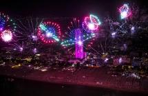 """Successo per la Notte Rosa """"Italian Passion"""" Tutta la Riviera in festa con oltre 2 milioni di ospiti"""
