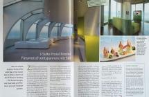 """La stampa tedesca sulla Riviera di Rimini: """"Spiagge superattrezzate con tanto wellness"""""""