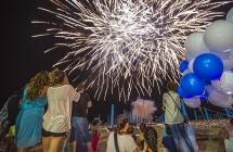In più di 60.000 salutano la Notte Celeste 2015