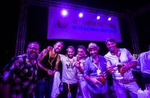 Lambrusco protagonista nei cocktail dell'estate 2015 sulla Riviera Romagnola