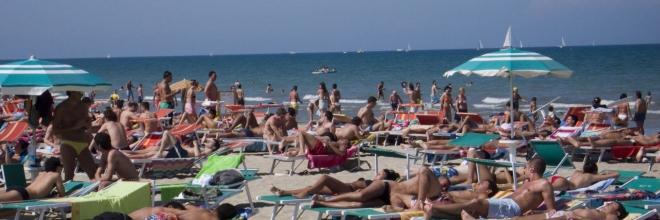 Cresce il turismo in Emilia Romagna: 43 milioni e mezzo di presenze da gennaio ad oggi