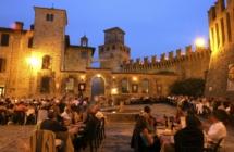 """Magica """"Notte Romantica"""" il 25 giugno nei Borghi più Belli dell'Emilia Romagna"""