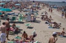 Riviera Romagnola, a luglio crescono i turisti