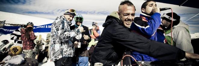 Corno alle Scale unica tappa italiana di Dance Hall Riders Dal 2 al 5 marzo si fa festa con lo snowboard e musica reggae