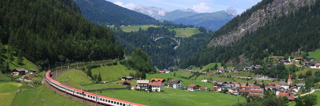 In treno dalla Germania alla Riviera romagnola!