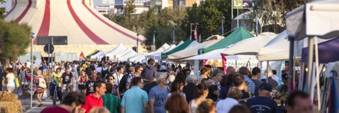 """Rimini, giornalisti e blogger mondiali per """"Al Mèni"""": il circo-mercato di sapori e di cibi fatti col cuore"""