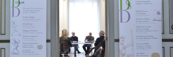 Rimini torna… in punta di matita: 33 mostre e più di 2.000 opere per la 3a Biennale del Disegno