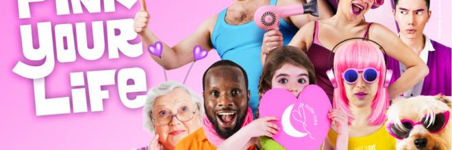 """Notte Rosa 2018: """"Pink your life"""" è il claim della 13 edizione Venerdì 6 luglio tutti in Romagna a vivere… il lato rosa della vita"""