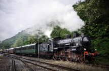 Festival dell'Acqua e Notte Celeste a Porretta Terme:  Sabato 23 tutti a bordo dello storico treno a vapore