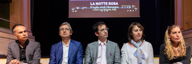 Pink your life: venerdì 6 luglio la Notte si tinge di rosa in Romagna e nord delle Marche Grande festa con Alvaro Soler, Rai Radio 2 Caterpillar, Nina Zilli, Ron e tanti altri