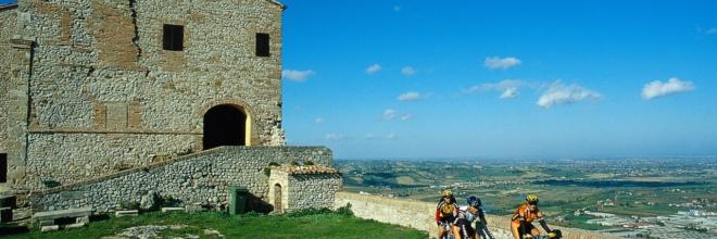 In Emilia Romagna due bike-giornalisti inviati dal famoso magazine tedesco Tour.  Inizia domani il Press Trip tra Verucchio e Fratta Terme