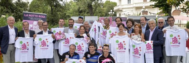 Pink your life: venerdì 6 luglio la Notte si tinge di rosa in Romagna e nord delle Marche Grande festa con Alvaro Soler, Radio 2 Caterpillar AM, Nina Zilli, Ron e tanti altri