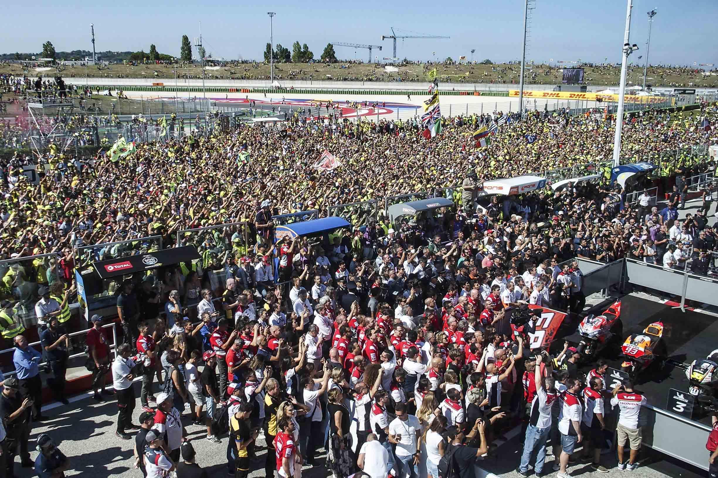 Il GP di San Marino e della Riviera di Rimini è da record L ...