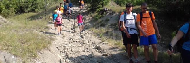 """""""Social Trek"""": domenica 9 in cammino con la community Igers regionale sulla Via Matildica"""