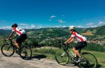 Ultimo Press Trip 2018 di Terrabici e Apt Servizi : tre bike blogger tedesche alla scoperta degli itinerari ciclistici di Riolo Terme e dintorni