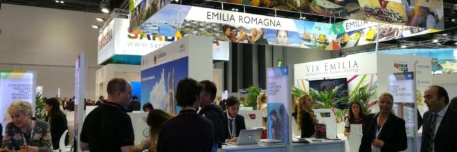L'Emilia Romagna al World Travel Market di Londra presenta con 30 operatori le proposte-vacanza 2019