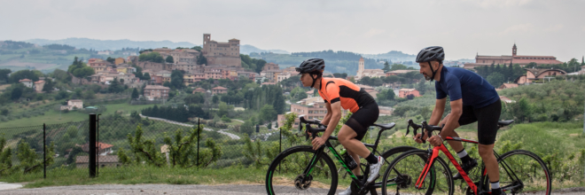 Cycling Press Trip in Emilia Romagna: a Cesenatico e Ferrara giornalisti e blogger da Belgio e UK