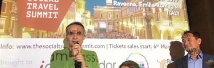 Presentata all'ITB di Berlino l'edizione 2019 del Social Travel Summit: Ravenna ospiterà il 6° meeting Internazionale dei travel blogger e influencer
