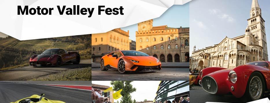 Motor Valley Fest  16-19 maggio