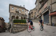 Alla Ride Riccione 2019  blogger e giornaliste straniere nell'ambito del  nono Press Trip stagionale Apt Servizi e Terrabici