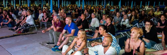 """Oltre 100mila persone in festa in Emilia Romagna per la """"Notte Celeste"""" delle Terme e """"La Notte del Liscio"""""""