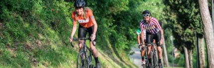 Ultimo press trip stagionale con bike blogger e giornalisti stranieri in occasione dell'edizione 2019 della Granfondo Marco Pantani