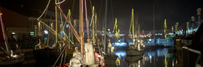 """Presepi, villaggi natalizi, mercatini, parchi tematici """"illuminano"""" il Natale della Riviera Romagnola"""
