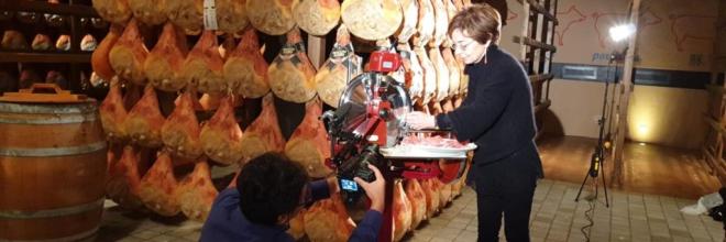 """TV della Corea del Sud """"racconta"""" in un reportage le eccellenze gastronomiche dell'Emilia Romagna"""