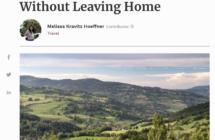 """""""Emilia Romagna a casa tua"""" raccontato su Forbes.com"""