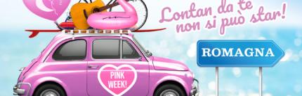 Pink Week 2020: la Notte Rosa dolce e straordinaria  tra sorriso e immagini di normalità